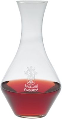 Engraved Riedel Magnum Decanter Personalized