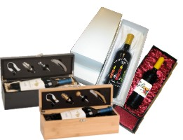 Boxes for Wine Bottles