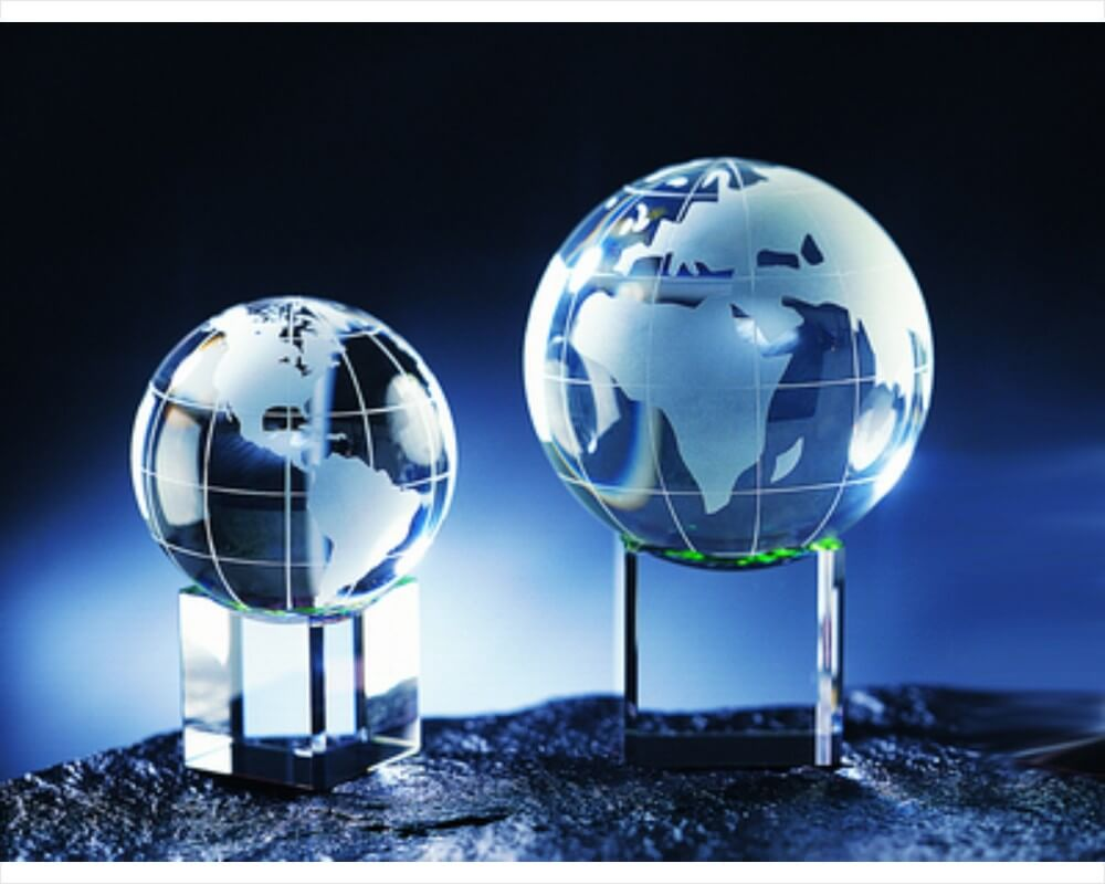 Globe, Earth, Planet Awards
