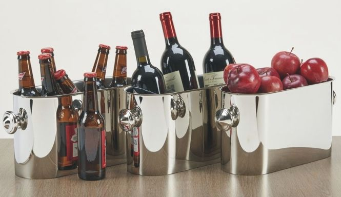 Multi Bottle Oblong Wine Chiller