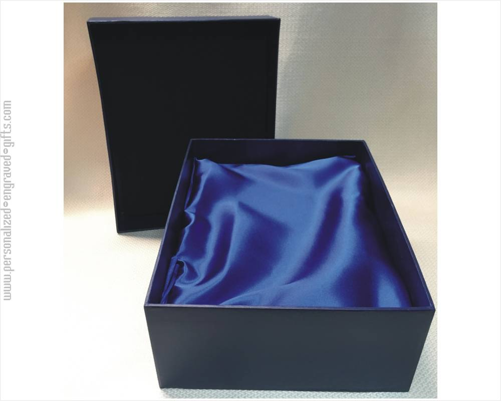Satin Lined Presentation Gift Box No. 2