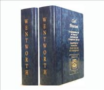 Engraved Marble Bookstyle Bookends 5x7inch
