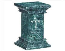 Engraved Greek Doric Marble Column Award