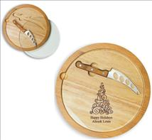 Iris Cutting Board Personalized for You
