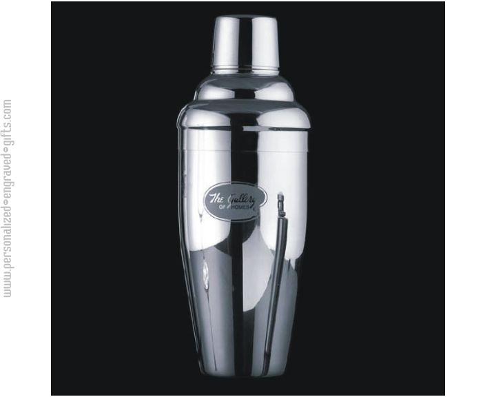 Customized Stainless Steel Cocktail Shaker Sombrero