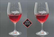 Personalized Riedel Ouverture Magnum Wine Glass