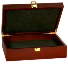 Engraved Rosewood Gift Box