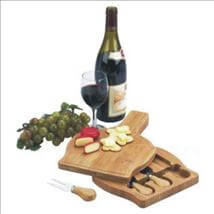 Chianti Cheese Cutting Board Personalized With Your Text