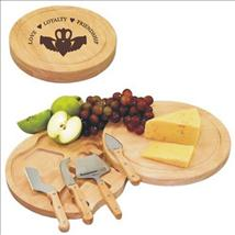 Circo Cheese Cutting Board Custom Engraved  With Your Text