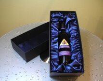 Deluxe Single Gift Box for Wine Bottles and Decanters