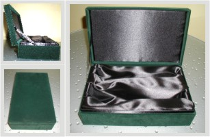 Velveteen Gift Boxes for Glasses and Small Items