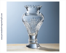 Engraved Crystal Signature Trophy Cup